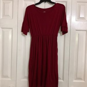 Boutique midi dress